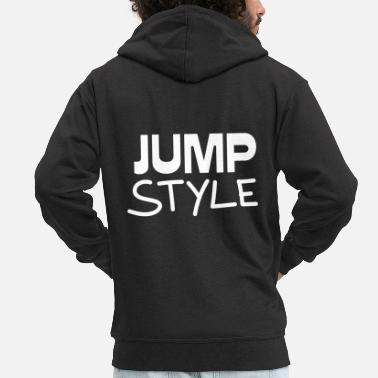 Jump-style Jump Style Gift - Men's Premium Hooded Jacket