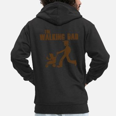 Walking Dad WALKING DAD - Männer Premium Kapuzenjacke