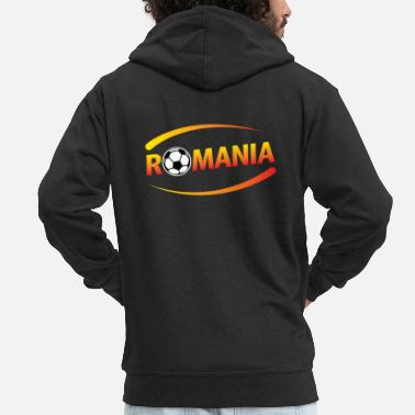 Romanian Romanian, Romania, Romanian - Men's Premium Hooded Jacket