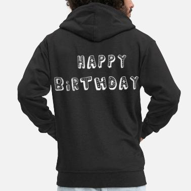 Lol Happy Birthday - Männer Premium Kapuzenjacke