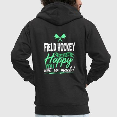 Hockey Sur Gazon Hockey sur gazon - Hockey sur gazon - Veste à capuche Premium Homme