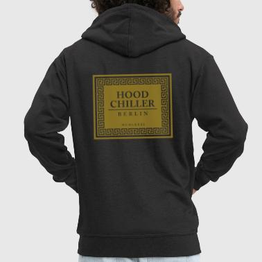 Nero Hood Chiller Berlin - Men's Premium Hooded Jacket