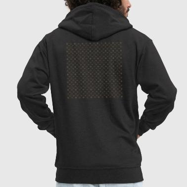 Pattern Patterns 1 - Men's Premium Hooded Jacket