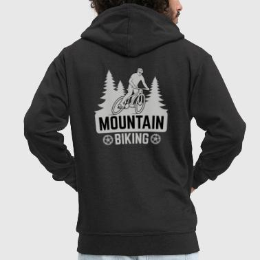 Biking Mountain biking - Men's Premium Hooded Jacket