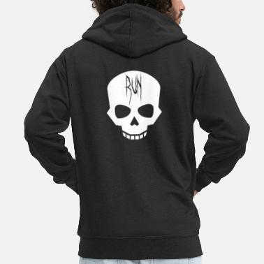 Horror Film horror - Men's Premium Hooded Jacket
