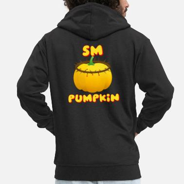 Sms SM pumpkin - Men's Premium Hooded Jacket
