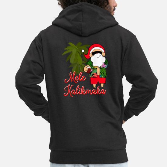 hawaii fröhliche weihnachten