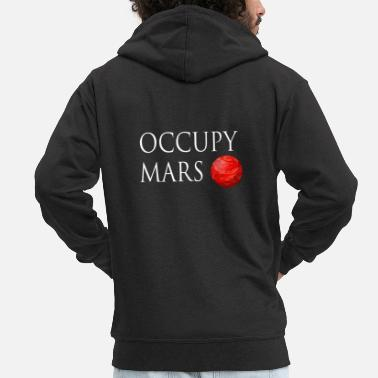 Occupy Occupy Mars Space - Premium-Luvjacka herr