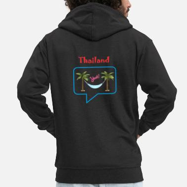 Thailand Thailand - Men's Premium Hooded Jacket