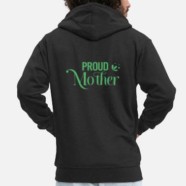 Mother's Day Mother's Day Mother's Day Mother's Day Mother's Day - Men's Premium Zip Hoodie