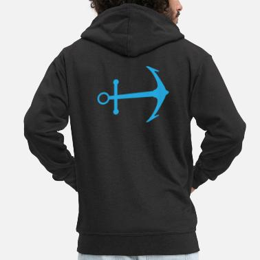 Northern Germany Northern Germany - Men's Premium Zip Hoodie