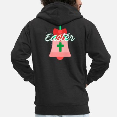 Carrot Easter - Men's Premium Zip Hoodie