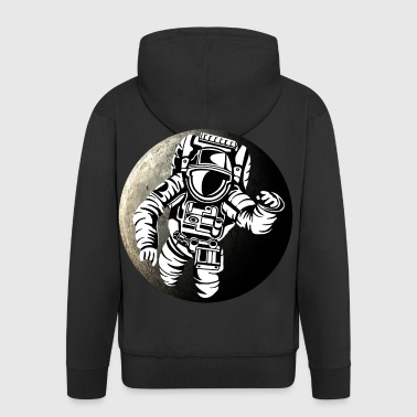 SciFi - Space Adventure - Men's Premium Hooded Jacket
