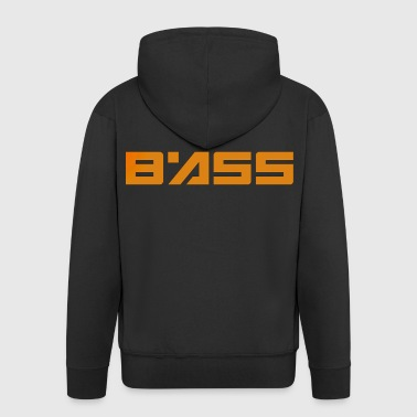 bass1 - Men's Premium Hooded Jacket