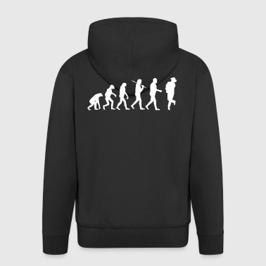 Line Dance Evolution - Men's Premium Hooded Jacket