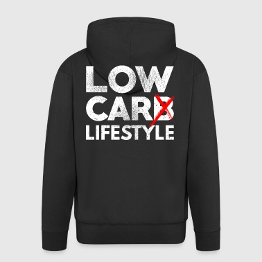 LOW CAR LIFESTYLE - Men's Premium Hooded Jacket