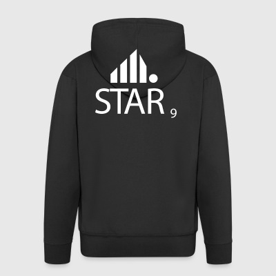Star9 shirt woman - Premium Hettejakke for menn
