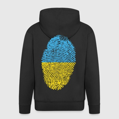 UKRAINA 4 NÅGONSIN COLLECTION - Premium-Luvjacka herr