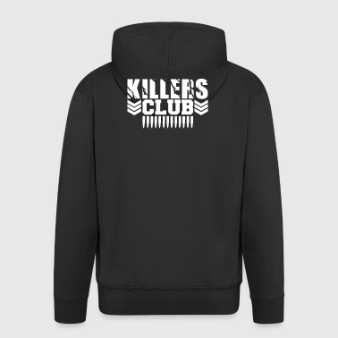 Club Killers - Men's Premium Hooded Jacket