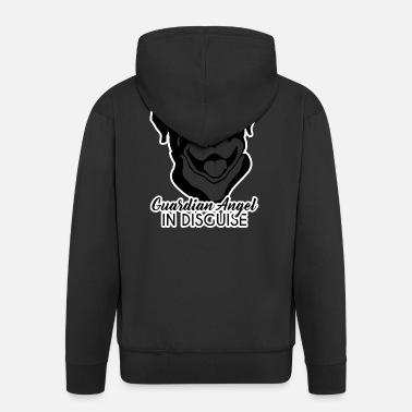 Chien Rottweiler: Got Rott? Veste à capuche Premium Homme charbon