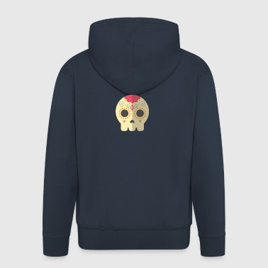 Skull of Mexico - Men's Premium Hooded Jacket