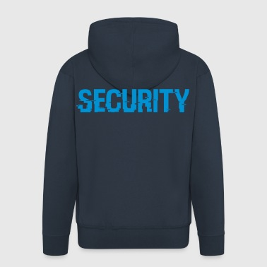 CYBER SECURITY - Men's Premium Hooded Jacket