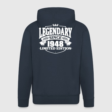 Legendary since 1948 - Men's Premium Hooded Jacket