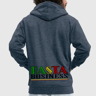 Rasta Business - Premium Hettejakke for menn