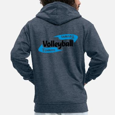 Volley-ball volley-ball - Veste à capuche Premium Homme