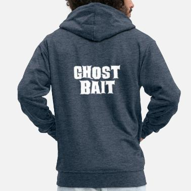 Ghost Ghost Ghost Hunter Ghost Hunt Ghost Gift - Men's Premium Zip Hoodie