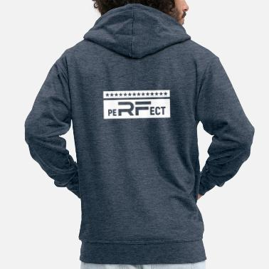 Perfect perfect, perfect - Men's Premium Zip Hoodie
