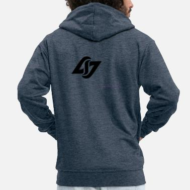 Counter Strike counter - Men's Premium Hooded Jacket