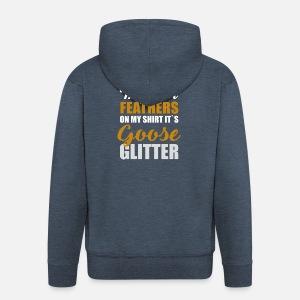 Ferme De Plumes Bauer Spreadshirt 1174 D'oie Glitter Volaille wtpqp