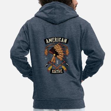 Shop Native American Jackets Vests Online Spreadshirt
