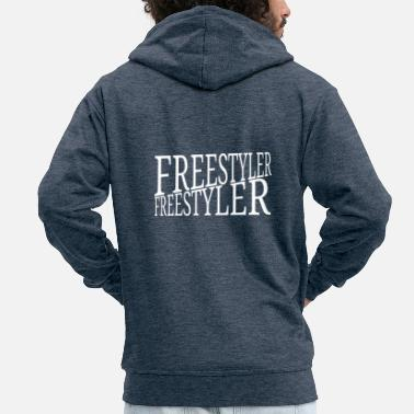Freestyle Freestyler - Premium hettejakke for menn