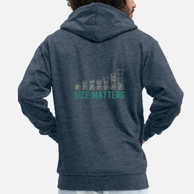 Photography photographer camera photo gift - Men's Premium Zip Hoodie