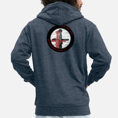 Seize The Vor - Men's Premium Zip Hoodie