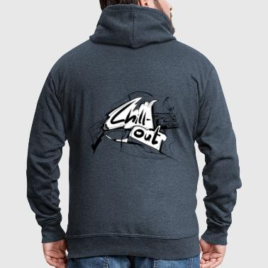 Chill out - Men's Premium Hooded Jacket