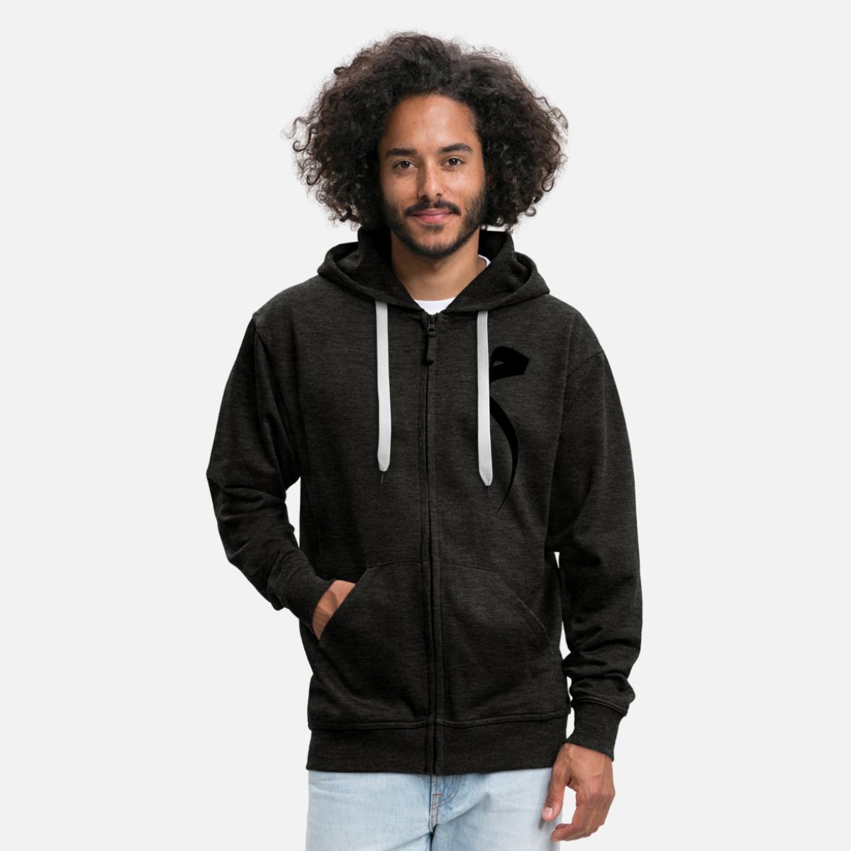 Couples Swan Mens Big /& Tall Full Zip Hooded Sweatshirt Top for Mans Boys
