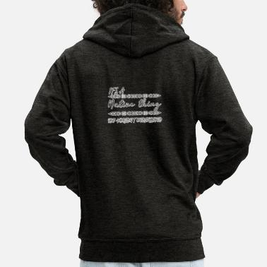 Navajo Indians: It's A Native Thing. You wouldn't - Men's Premium Hooded Jacket
