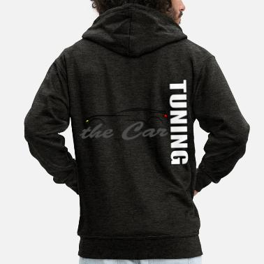 Tuning TUNING - Men's Premium Hooded Jacket