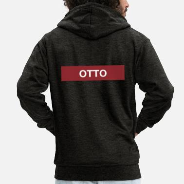 Otto Otto - Men's Premium Hooded Jacket