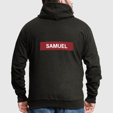 Samuel - Men's Premium Hooded Jacket