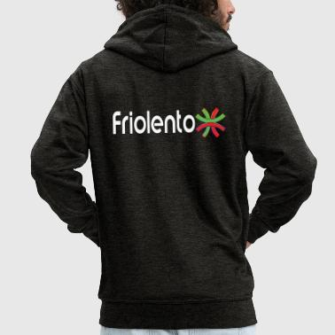 friolento - Men's Premium Hooded Jacket
