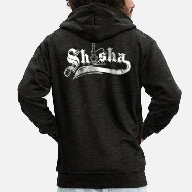 Shisha shisha - Men's Premium Hooded Jacket