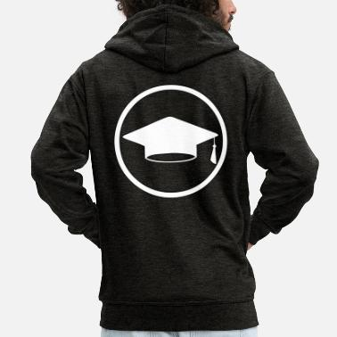Education Culture Education | education - Men's Premium Zip Hoodie