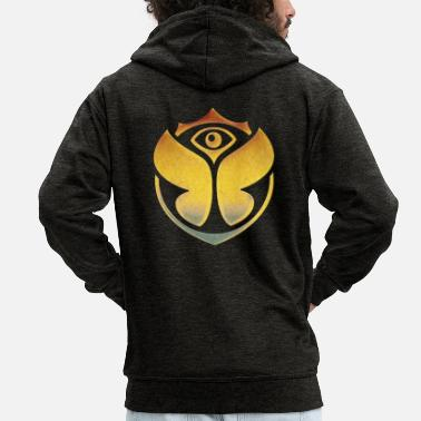 Tomorrowland Tomorrowland - Felpa con zip premium uomo