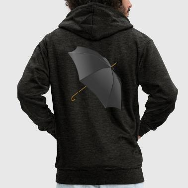 Umbrella umbrella - Men's Premium Hooded Jacket