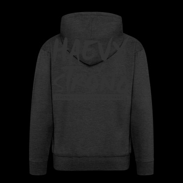 Haevy strong - Men's Premium Hooded Jacket
