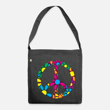 Ban da Bomb - Shoulder Bag recycled